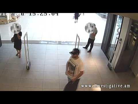 Խանութ-սրահից փորձել է կոշիկ հափշտակել (տեսանյութ)