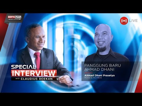 Special Interview With Claudius Boekan: Panggung Baru Ahmad Dhani