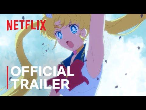 Pretty Guardian Sailor Moon Eternal The Movie Trailer