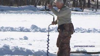 На озере Улюколь в Дзержинском районе зафиксирован массовый замор рыбы (Новости 23.03.17)