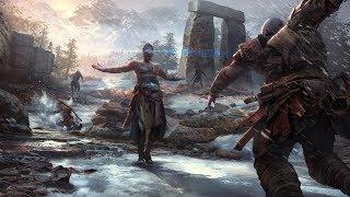 GOD OF WAR   KRATOS vs BALDUR   All Boss Fights