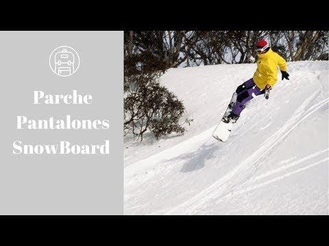 Parche Pantalón SnowBoard