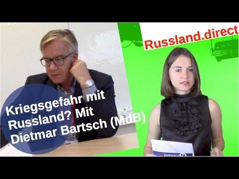Kriegsgefahr mit Russland? Mit Dietmar Bartsch (MdB) [Video]