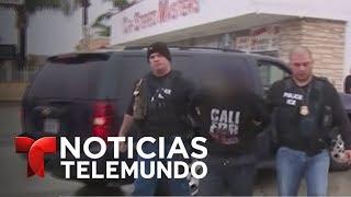 Miedo ante nueva ola de redadas de ICE en todo el país   Noticiero   Noticias Telemundo