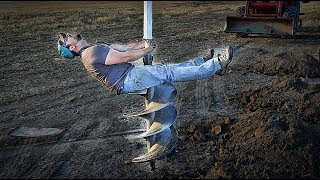 Dig Drive Dump Drill Dribble and Dry - Welker Farms Inc