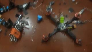 YARIŞ DRONE MONTAJI 3D UÇUŞ - RACİNG DRONE 3D FLY