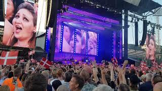 VOLBEAT  Live Ceres Park Aarhus   For Evigt Feat. Johan Olsen