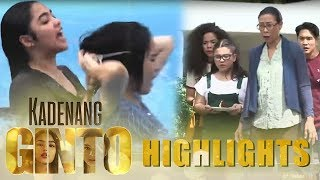 Marga (Andrea Brillantes) and Cassie (Francine Diaz) end up shoving each other to the swimming pool after an argument.  Subscribe to the ABS-CBN Entertainment channel! - http://bit.ly/ABSCBNOnline  Visit our official website!  http://entertainment.abs-cbn.com http://www.push.com.ph  Watch the full episodes of Kadenang Ginto on TFC.TV: http://bit.ly/KadenangGinto-TFCTV  Facebook: http://www.facebook.com/ABSCBNnetwork  Twitter:  https://twitter.com/ABSCBN https://twitter.com/abscbndotcom  Instagram: http://instagram.com/abscbnonline  Episode Cast:  Marga (Andrea Brillantes) / Cassie (Francine Diaz)  #KadenangGinto #ABSCBNKadenangGinto #KGTulakan
