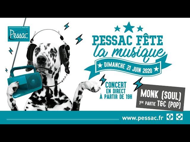 Concert de Monk + T & C