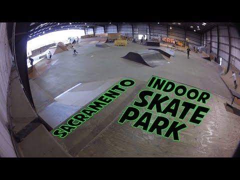 indoor skate park (SAC Town)