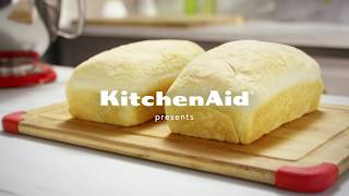 Basic Bread Recipe With The KitchenAid® Stand Mixer