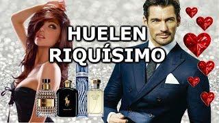 PERFUMES QUE HUELEN MUY RICO, PARA HOMBRES CON ACTITUD♥