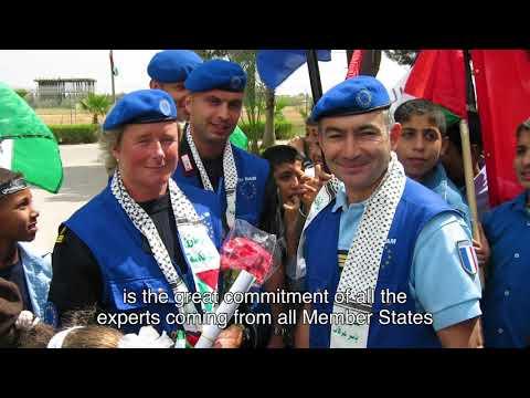 EU CSDP missions and operations - EUBAM Rafah