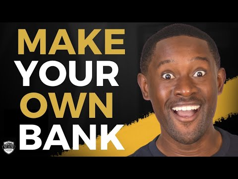 HOW TO Create Your Own Personal TAX-FREE Bank Using Infinite Banking