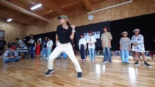 Hip Hop Circle 1 KIDS SIDE TRIPLE CROWN 栃木県予選 KIDS&GENERAL SIDE
