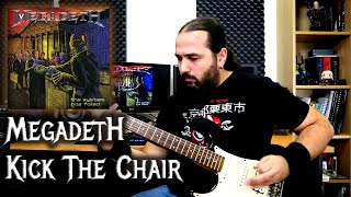 Kick the chair – Megadeth