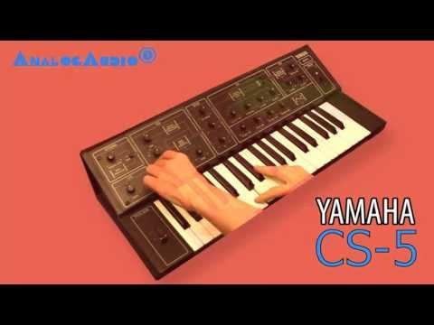 1978 yamaha cs 5 monophonic analog synthesizer w owner s reverb rh reverb com Yamaha CS15 Yamaha CS15