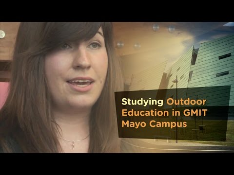GA870 Laura Taylor, Castlebar Campus, Outdoor Education - Galway-Mayo Institute of Technology - GMIT