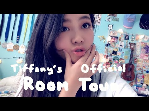 🍑Official Room Tour!🍑 | Tiffany Weng
