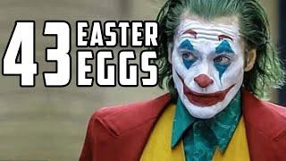 Joker Easter Eggs: The Best Hidden References