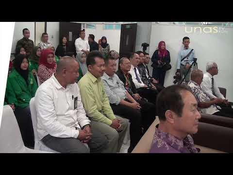 UNAS TV | Serah Terima Laboratorium Bahasa Dari CSR Bank Rakyat Indonesia Ke Universtas Nasional |
