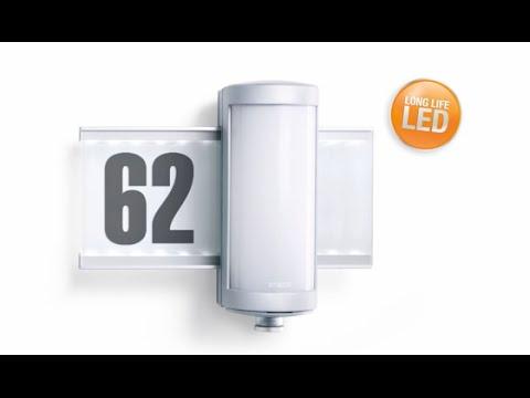 Außenleuchte   Design Sensor Außenleuchte L 625 LED   STEINEL DIY