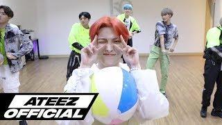 ATEEZ(에이티즈)   'WAVE' Dance Practice (우당탕탕 큐티 Ver.)