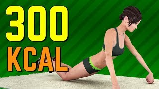 Burn 300 Calories A Day With This Workout