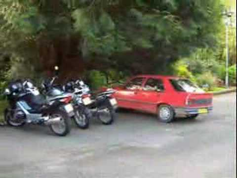 LR Wales England Part 1 Motor holiday motorbike motorcycle motorrad bmw R1200RT