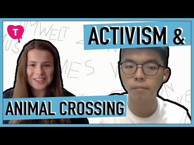 Vorschaubild zur Session 'Activism and Animal Crossing - Organizing Protest in Hong Kong'