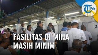 Menteri Agama Lukman Hakim Ikut Antri Kamar Mandi di Mina karena Minim Fasilitas