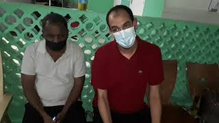 Allocution responsables associatifs du culte musulman à Cayenne et kourou