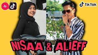 Koleksi FULL TikTok Nisaa Khairudin Dan Alieff Irfan 2020