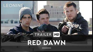 Red Dawn Film Trailer