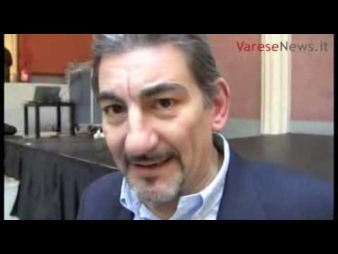 Raffaele Cattaneo presenta a Varese il Nuovo Centro Destra