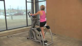 S7100 Crosstrainer Vision Fitness - Video bei Professionell Fitness