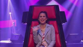 One of the best Rock Singers in The Voice Kids Worldwide