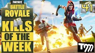 Fortnite Battle Royale - Top 10 Kills of the Week #41 (Best Fortnite Kills)
