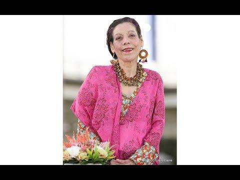 Compañera Rosario Murillo: Paso desnivel es el monumento a la paz y al espíritu nicaragüense