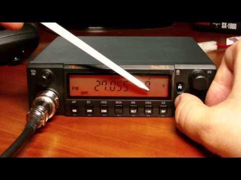 Обзор радиостанции Yosan Stealth 5