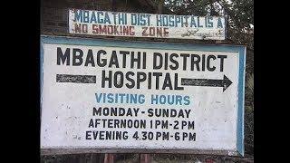 Gov't designates a ward at Mbagathi Hospital