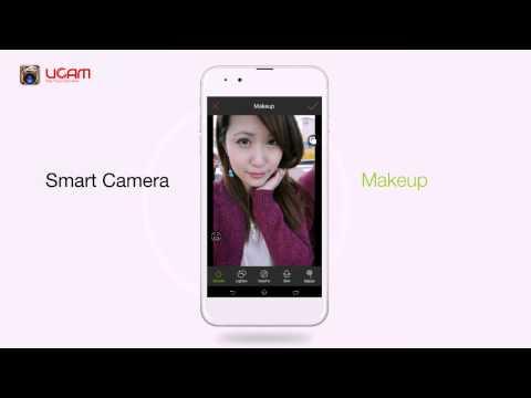 Video of Ucam-best youcam selfie camera
