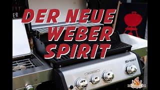 Der neue Weber Spirit (2020) Premium EP 335 GBS