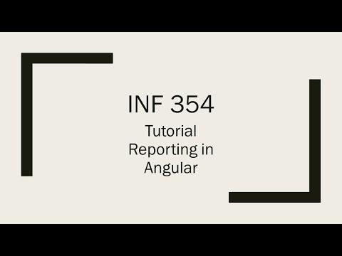 Time App - Angular Report Demo