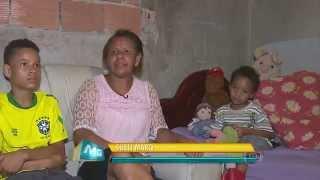 preview picture of video 'Cadela ajuda menino desaparecido em Ibirité, na Grande BH,  a voltar para casa'