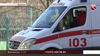 В одной из шымкентских школ погиб учитель физкультуры