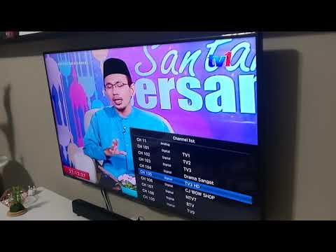 Analogue TV vs Digital TV (Mytv@myfreeview) - Nuha Kreatif