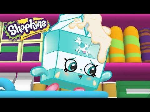 SHOPKINS - THE SHOPPING TRIP | Cartoons For Kids | Toys For Kids | Shopkins Cartoon