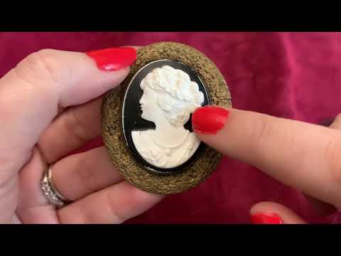 Vintage Cameo Collection & Identification
