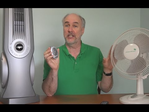 Best Fan for Summer- Lasko 4930 Review | EpicReviewGuys in 4k